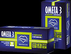 Омега-3 35% с ламинарией и витамином Е